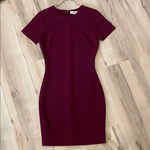 Revolve plum mini body con dress - 0